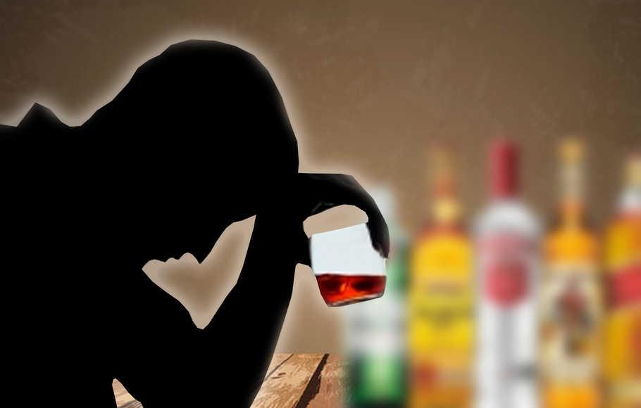 Ilustrasi minuman beralkohol. (Foto: B1/Rommy)